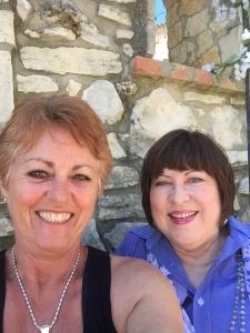 Sue and Karen